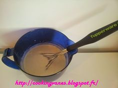 Bechamel Micro Onde, Tupperware Pressure Cooker, Sauce Béchamel, Tupperware Recipes, Bechamel Sauce, Wok, Cooking, Sauces, Mimosas