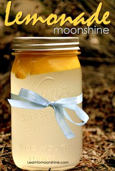 This is a great recipe for summertime drinks. I'd say this lemonade moonshine tastes best outdoors and by the BBQ! What You'll Need: 6 Cups of Water 2 Cups of Granulated Sugar 2 Cups of 151 P…