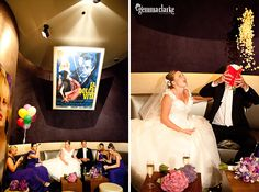 Nicole and Tim's Quirky Wedding – St Patrick's Church, Mortlake and Aria Restaurant Restaurant Music, Quirky Wedding, Sydney Wedding, St Patrick, Fireworks, Candid, Hair Makeup, Reception, Photo Wall