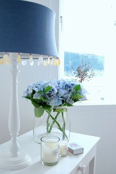 Emmelines blogg,,,cute idea for lampshade add trim!