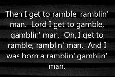 Bob Seger - Ramlin' Gamblin' Man - song lyrics, song quotes, songs, music lyrics, music quotes, lovethispic
