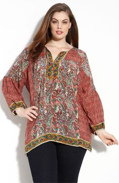 a03f6a836e8 fashionable-plus-size-hippie-clothes4 Plus Fashion