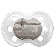 Surfer Baby Pacifiers