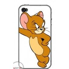 Tom And Jerry Cartoon IPhone 4, 4S Protective Case
