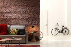 Loft faux brick wall panel, Dreamwall