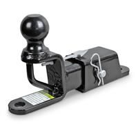 ATV-Tek Trio HD Receiver Hitch with Ball Mount
