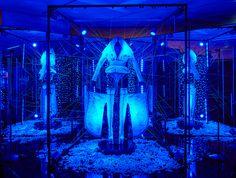 スプツニ子!が描く未来のフローラ。《Tranceflora—エイミの光るシルク》展開催。   casabrutus.com