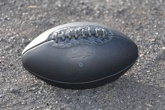 Alligator Accent Football Made By Leather Head Sports