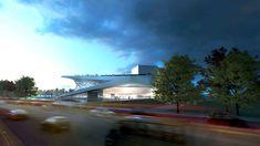 Busan Opera House Winning Proposal / Snøhetta,Courtesy of Snøhetta