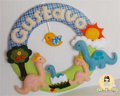 Agosto 2013 - Sonhos de Mel 'ੴ - Crafts em feltro e tecido