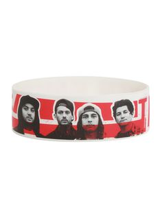 Hey, PTV fans: wrap this around your wrist.