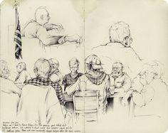 Sketchbook-Pat Perry