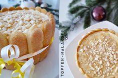 Topfen-Malakoff Torte