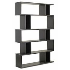 Baxton Studio Lanahan Modern Display Bookshelf, Dark Brown - Exactly what I was needing.Product features of Baxton Studio Lanahan Modern Display