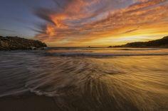 Gold sunset. by Dandy Matt on 500px