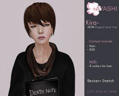 [^.^Ayashi^.^] Kira hair | Flickr - Photo Sharing!