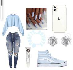 Swag Outfits For Girls, Cute Swag Outfits, Teenage Girl Outfits, Edgy Outfits, Pretty Outfits, Kpop Fashion Outfits, Winter Fashion Outfits, Summer Outfits, Ideias Fashion