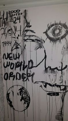 Dope grafitti. Exploring, Urban, Ink, India Ink, Explore, Research, Study