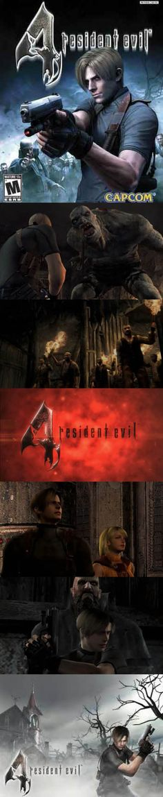 President's daughter in survival horror Resident Evil 4 - Ultimate HD Edition, featuring a stunning visual overhaul! Zombie Video Games, Playstation, Xbox, Resident Evil Game, Space Sounds, Sega Dreamcast, Classic Video Games, Retro Gamer, His Travel
