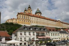 Melk Abbey, Austria. Austria Travel, Family Day, European Travel, Cool Places To Visit, Day Trips, Vienna, Places Ive Been, Travel Inspiration, The Good Place
