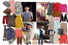 """fashionable females; mary margaret blanchard"" by lozzyloola on Polyvore"