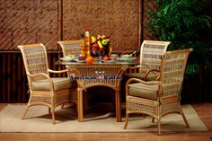 Spice Island Dining Set by Yesteryear