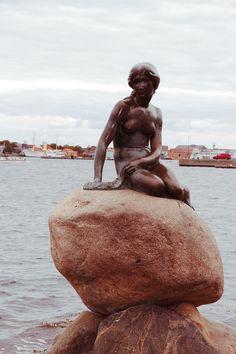 Copenhagen | Kopenhagen |  Denmark | Dänemark | city | europe | travel | travelblogger | traveller | traveling | little mermaid | kleine Meerjungfrau