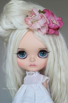 Pearl-found a home! | Sharon Avital Dolls | Flickr