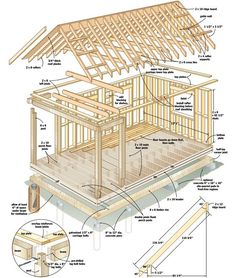 [FREE Plans] Build Your Own Cabin For Under jpg,000