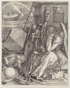 """Frensis A. Jejts - """"Okultna filozofija i melanholija: Direr i Agripa"""""""
