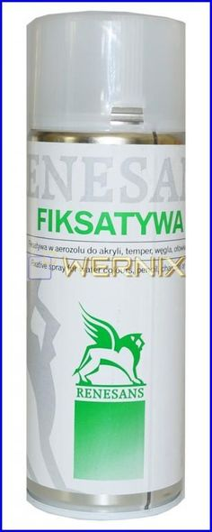 FIKSATYWA WERNIKS RENESANS 400 ml spray