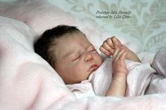 Prototype Mia by Phil Donnelly* reborn baby doll by Lilia Ziems