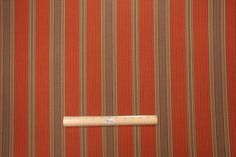 Famous Maker Tapstra Stripe Acrylic Outdoor Fabric in Chili $14.95 per yard CODE: 3228 63.4 Price: $14.95 In stock: 	20 yards