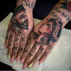 35 Hand Tattoos for Women Tattoo Main, 4 Tattoo, Piercing Tattoo, Body Art Tattoos, New Tattoos, Cry Baby Tattoo, Tatoos, Dream Tattoos, Future Tattoos