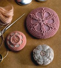 What was Old is New Again - Crochet Me Blog - Blogs - Crochet Me, Dorset buttons