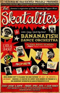 old vintage reggae posters Ska Music, Reggae Music, Skinhead Reggae, Jamaica Reggae, Music Flyer, Jamaican Music, Vintage Music, Concert Posters, Cool Posters
