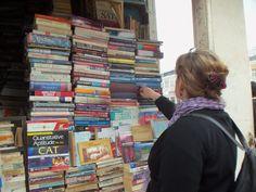New Delhi book stall