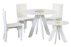Alvar Aalto Aurinkosarja - outdoors furniture