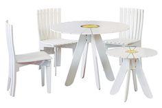 Alvar Aalto Aurinkosarja - outdoors furniture