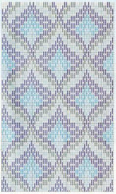 Florentine Bargello Embroidery: 25 Patterns for Different Difficulty Levels, фото № 16 Bargello Quilt Patterns, Bargello Needlepoint, Bargello Quilts, Needlepoint Stitches, Hand Embroidery Stitches, Embroidery Techniques, Cross Stitch Embroidery, Embroidery Patterns, Cross Stitch Patterns