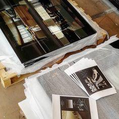 Armani Casa - Stampa su plexiglass per l'allestimento a cura di Barberini per l'exibition di Pechino.  #armani #armanicasa #stampa #digitale #digital #print #allestimento #luxury #style #design #plexiglass #adigital #pesaro