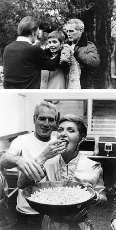 Have always admired these two. ❤To be in love with your best friend every day. What a beautiful life!  :)   Paul Newman And Joanne Woodward's Lifetime Of Love, In Pictures