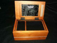 Harley Davidson 100th Anniversary Items | Harley Davidson 100th Anniversary Hallmark Wood Jewelry Keepsake Box ...