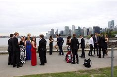 Vancouver Prom-goers Fail To Notice Their Prime Minister Jogging Past