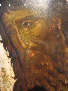 Metropolitan Hilarion of Volokolamsk on the Beheading of John the Forerunner. Byzantine Art, Russian Orthodox, Orthodox Icons, Christian Art, Denial, Saints, Album, Painting, Angel