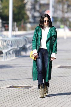 street style Stella Asteria