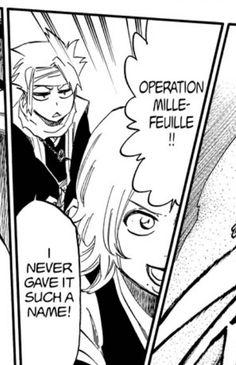 lol Toshiro and Rangiku