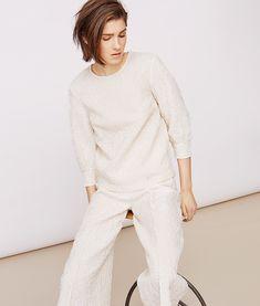 Stylein - Staten Blouse in white Fall 2018, Normcore, Blouse, Stuff To Buy, Style, Fashion, Moda, Stylus, Blouses
