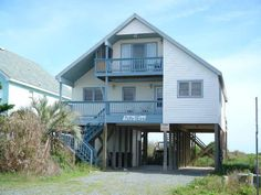 House vacation rental in Holden Beach from VRBO.com! #vacation #rental #travel #vrbo