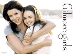 I think we will be watching Gilmore Girls at some point together.......:)